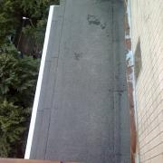 Кровля балкона